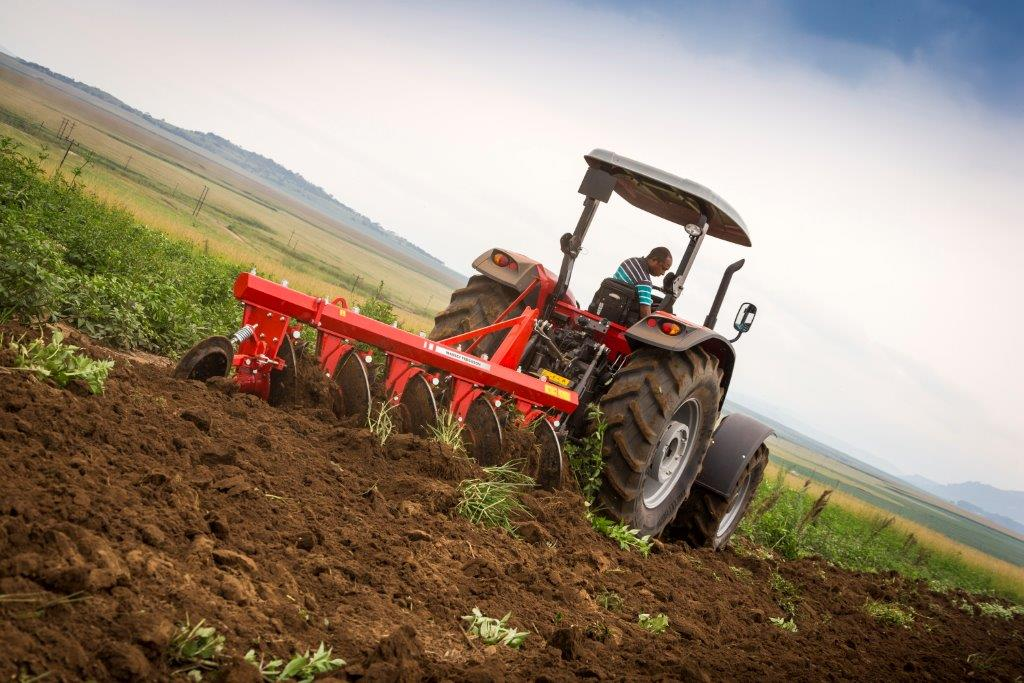Agricultural GPS Tracking