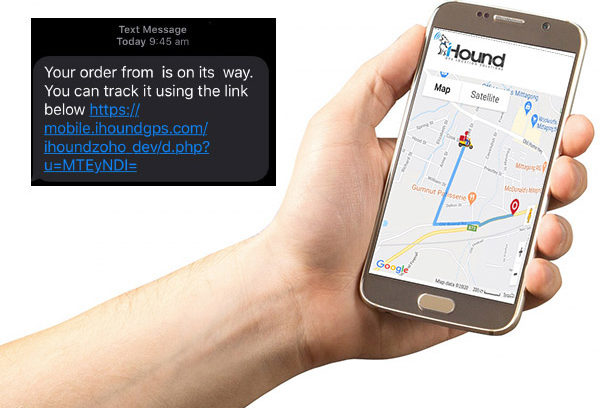 iHound GPS Driver Tracking