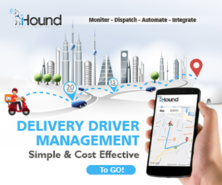 GPS Delivery Driver Management System